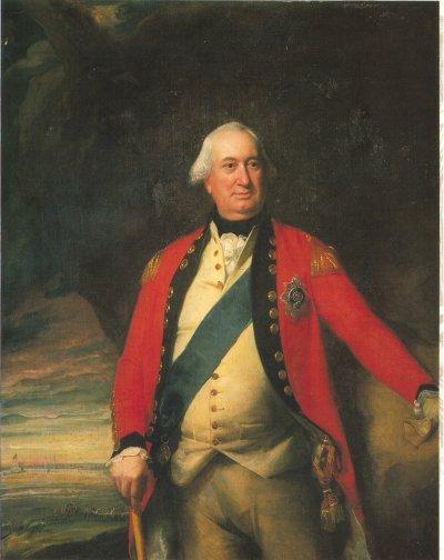 Charles Cornwallis, First Marquis of Cornwallis, c.1795 - John Singleton Copley