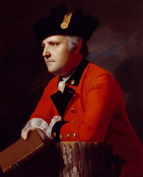 Colonel John Montresor, 1771 - John Singleton Copley