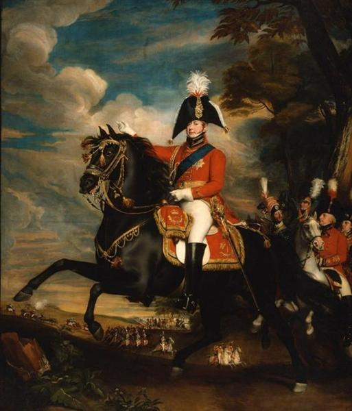 George IV, c.1809 - John Singleton Copley