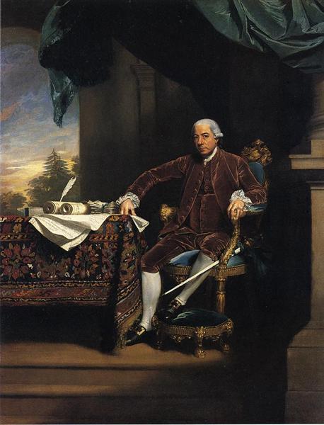 Henry Laurens, 1782 - John Singleton Copley
