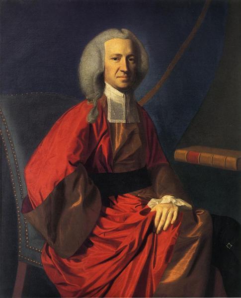 Martin Howard, 1767 - John Singleton Copley