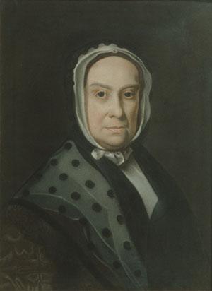 Mrs. Ebenezer Storer (Mary Edwards), 1767 - 1769 - John Singleton Copley