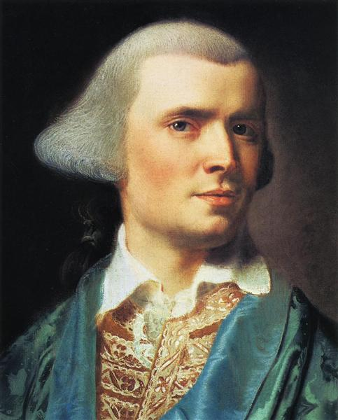 Self-portrait, 1769 - Джон Сінглтон Коплі