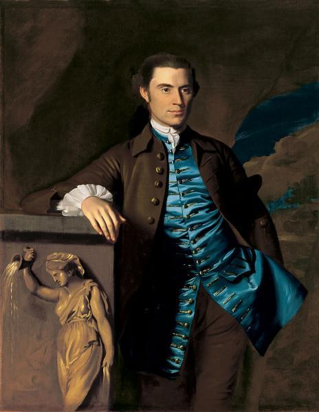 Thaddeus Burr, 1758 - 1760 - John Singleton Copley