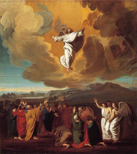 The Ascension, 1775 - John Singleton Copley