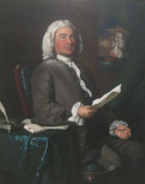 Thomas Greene, 1758 - John Singleton Copley