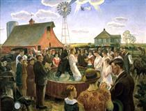 Baptism in Kansas - Джон Стюарт Керрі