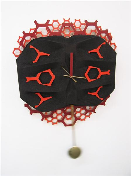 Untitled (clock) - Jorge Pardo