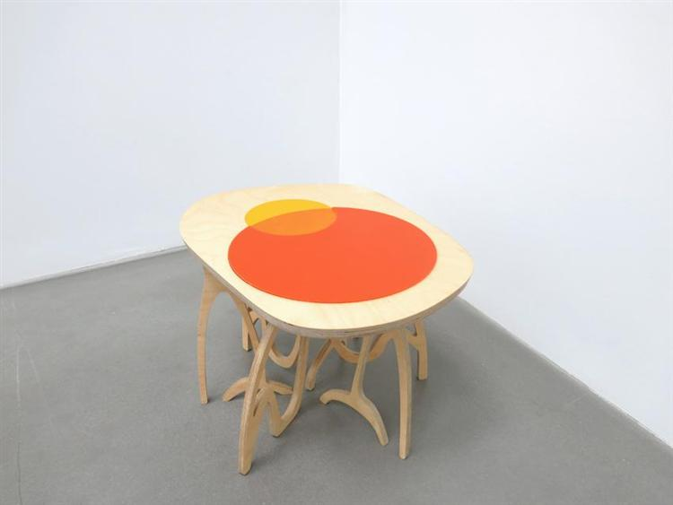Untitled (table) - Jorge Pardo