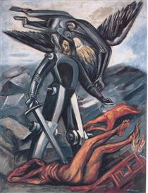 Jose Clemente Orozco - 37 paintings - WikiArt org