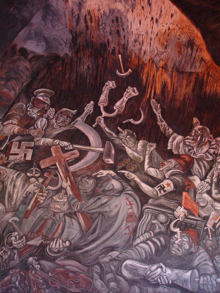 The Clowns of War Argu...