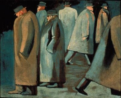 Winter, 1932 - Jose Clemente Orozco