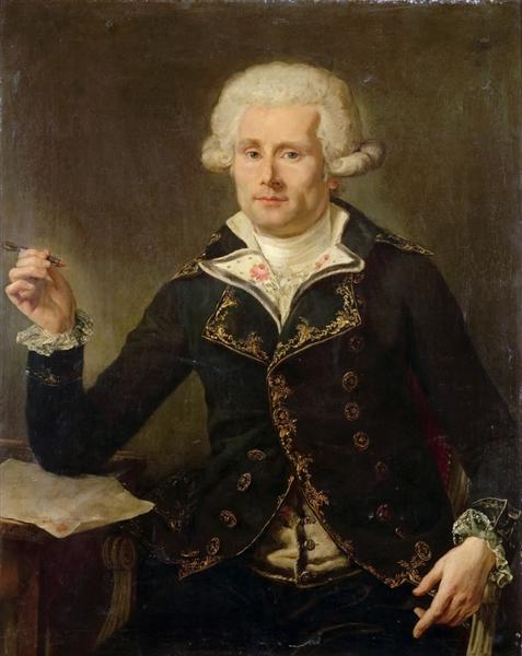 Louis Antoine de Bougainville - Joseph Ducreux