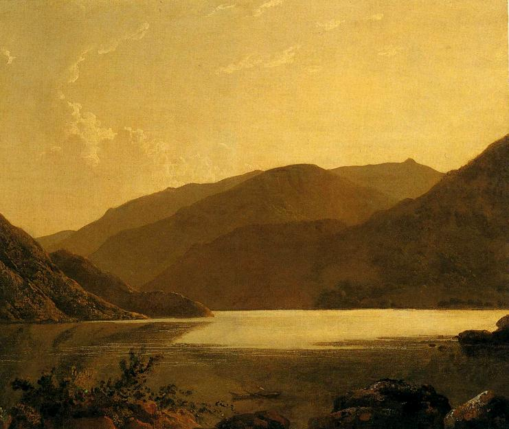 [Ullswater (1795) by Wright]