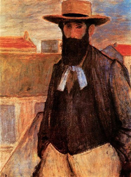 Aristide Maillol, 1899 - Jozsef Rippl-Ronai