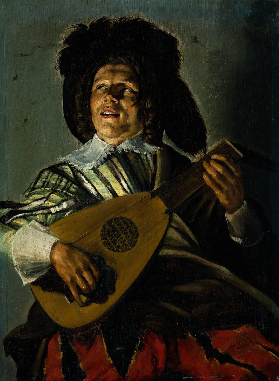 Judith Leyster, Serenade, 1629, Rijksmuseum, Amsterdam, Netherlands.