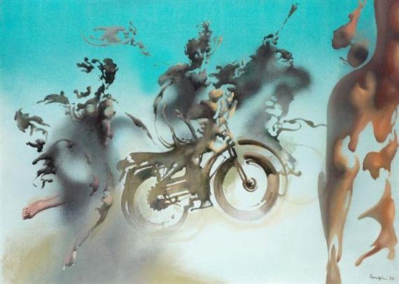 L'echappement, 1970 - Jules Perahim