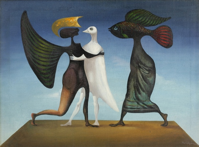 La mariée - Jules Perahim