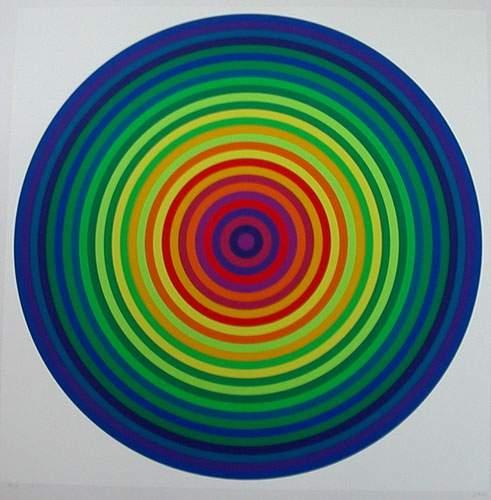 Composition 523 n°10-8, 1970 - Julio Le Parc