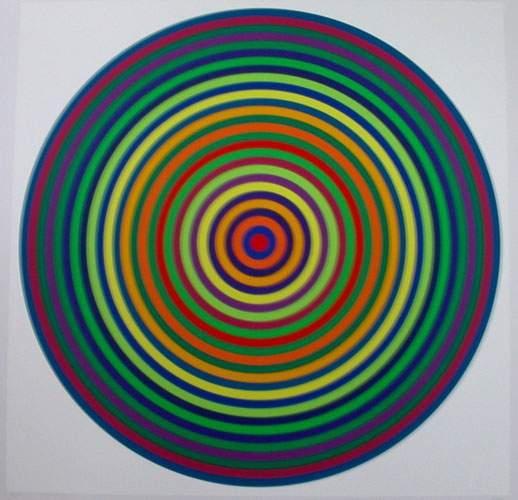 Composition 523 n°12-7, 1970 - Julio Le Parc