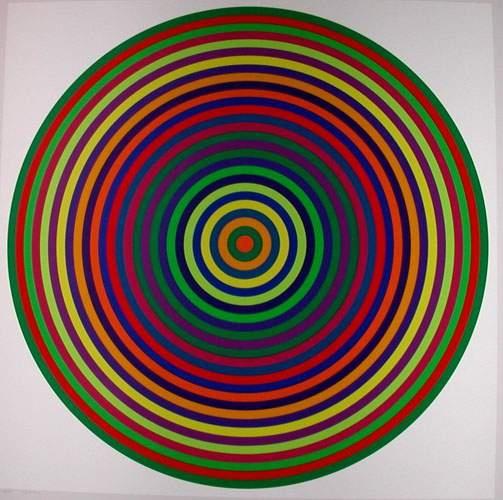Composition 523 n°13-5, 1970 - Julio Le Parc