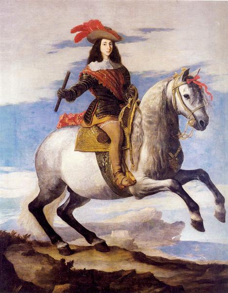 John of Austria the Younger, 1648 - Jusepe de Ribera