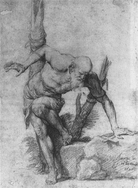St. Albert, 1626 - Jusepe de Ribera