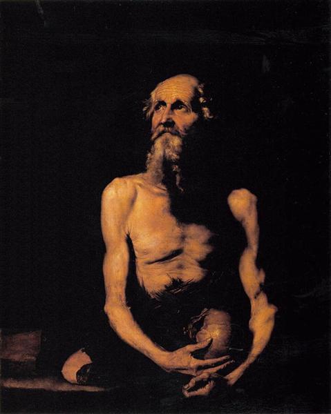St. Paul the Hermit, 1647 - Jusepe de Ribera