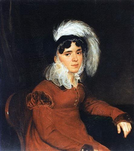 Портрет кикиной марии ардалионовны