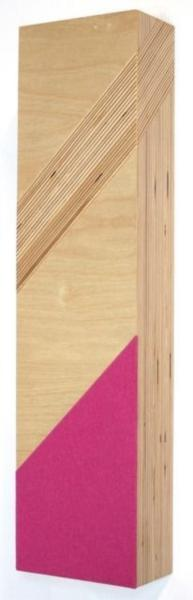 Diagonal Block 1, 2012 - Kate Carr