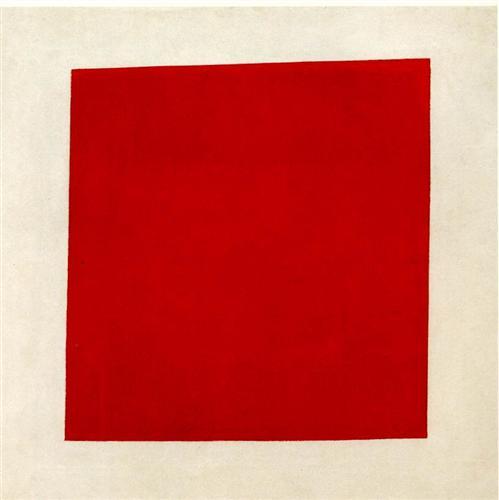 Red square - Kazimir Malevich