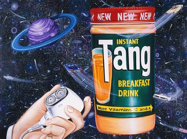 Tang, 2007 - Kenny Scharf