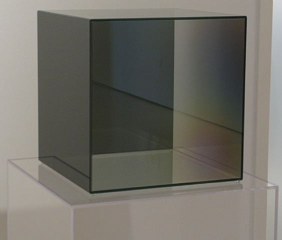 Cube #54, 2005 - Larry Bell