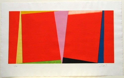 Untitled, 1970 - Larry Zox