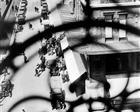 La Canebière Street, Marseilles – View Through the Balcony Grille - Laszlo Moholy-Nagy