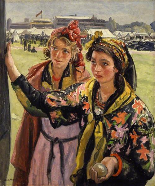 Romany Belles, 1938 - Лаура Найт