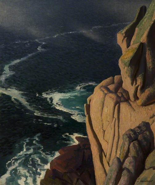 The Cruel Sea, 1967 - Laura Knight