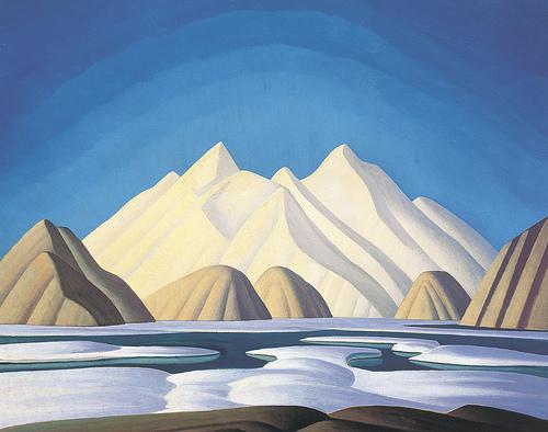 Baffin Island, 1931 - Lawren Harris