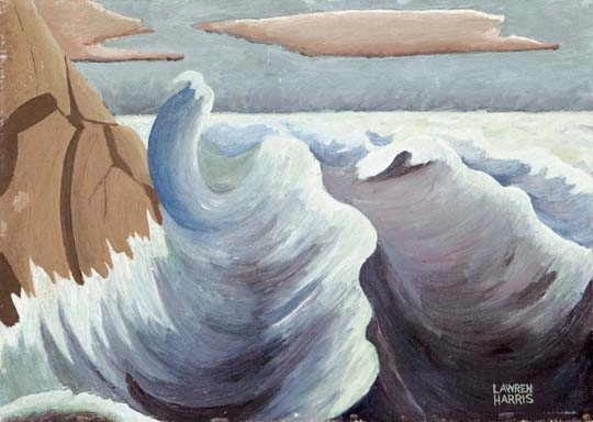 Shoreline - Lawren Harris