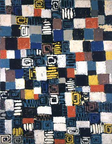 Untitled (from Little Image series), 1949 - Lee Krasner
