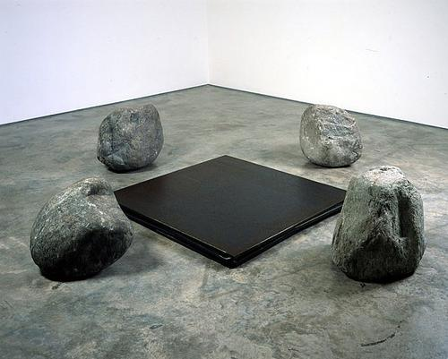 Relatum - Discussion, 2003 - Lee Ufan