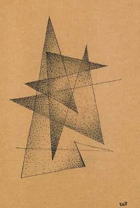 Composition, 1927 - Leon Arthur Tutundjian