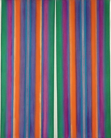 Cathedral #22, 1968 - Leon Berkowitz
