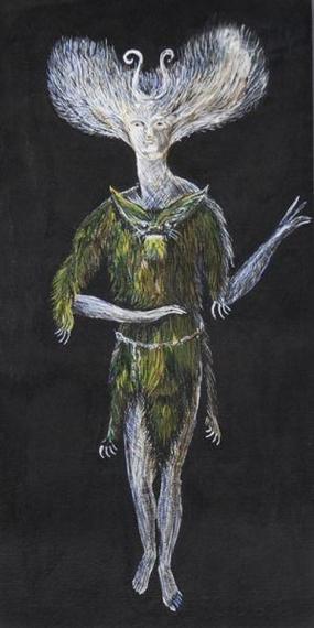 Untitled, 1960 - Leonora Carrington