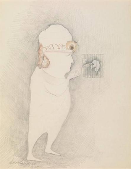 Untitled, 1979 - Leonora Carrington