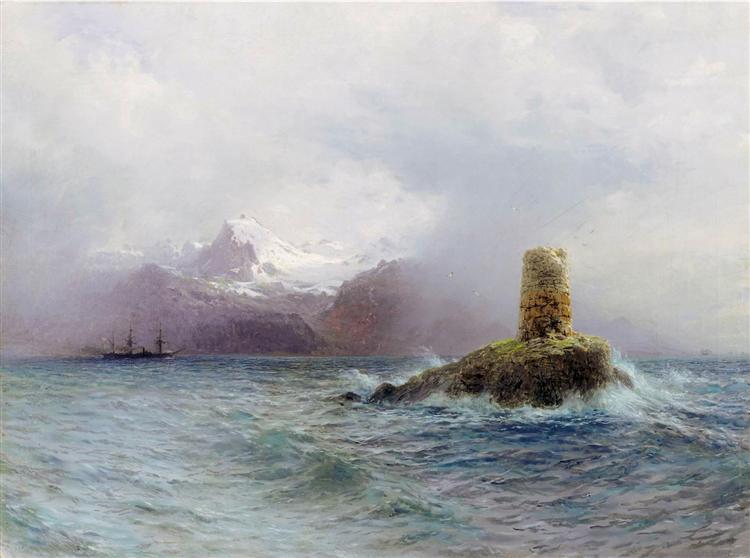 Lofoten Island, 1895 - Lev Lagorio