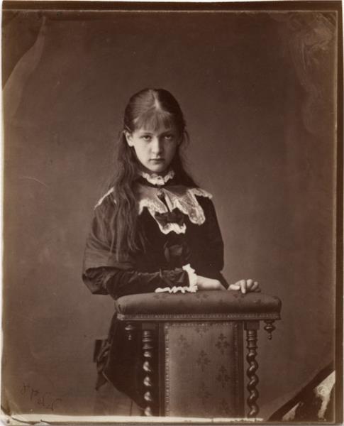 Alexandra 'Xie' Kitchin, 1877 - Lewis Carroll