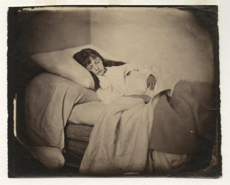 Rosy Dreams and Slumbers Light, 1873 - Lewis Carroll