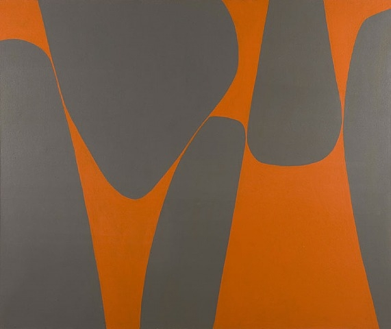 Magical Space Forms, 1962 - Lorser Feitelson