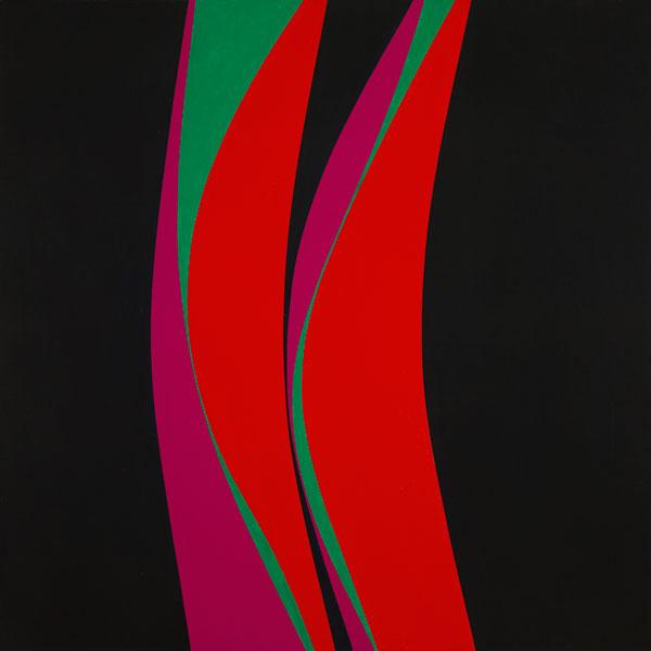 Untitled (February 4) - Lorser Feitelson - WikiArt.org ...